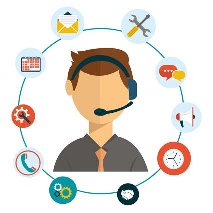 Servicio y soporte técnico 24H